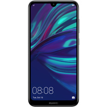 HUAWEI Y7 (2019) black, blue 3/32Gb